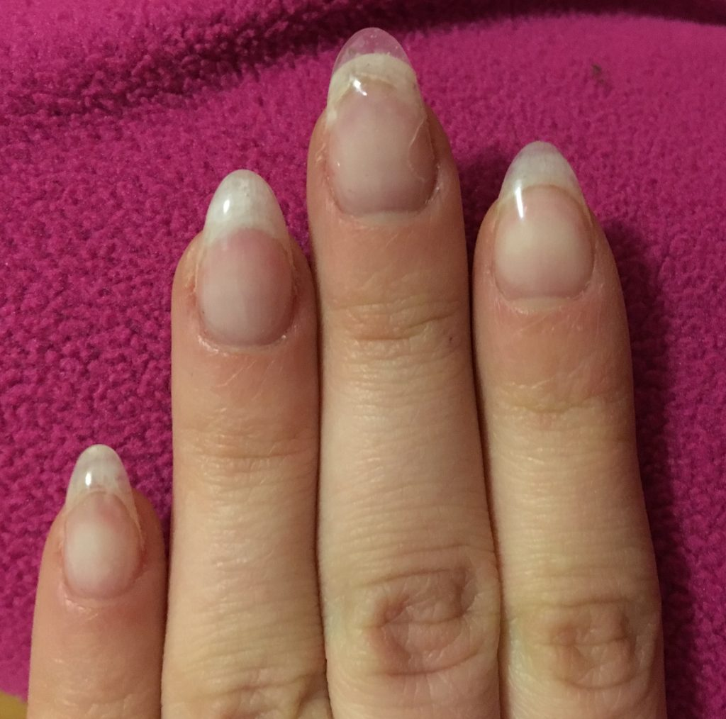 manicure post gel