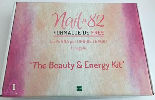 the beauty & energy kit inviatomi da nail#82