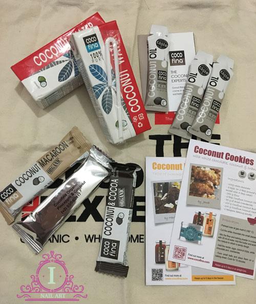 in questo articolo recensisco questi prodotti ricevuti in omaggio da cocofina