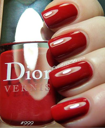 Dior Rouge Dior Vernis 999