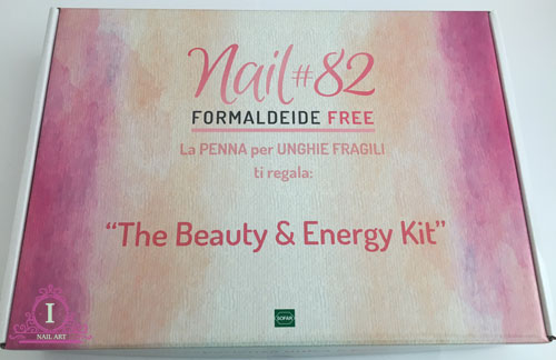 the beauty & energy kit inviatomi da nail#82